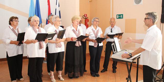 Zbor umirovljenika